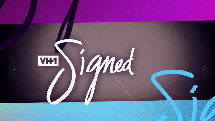 vh1 signed